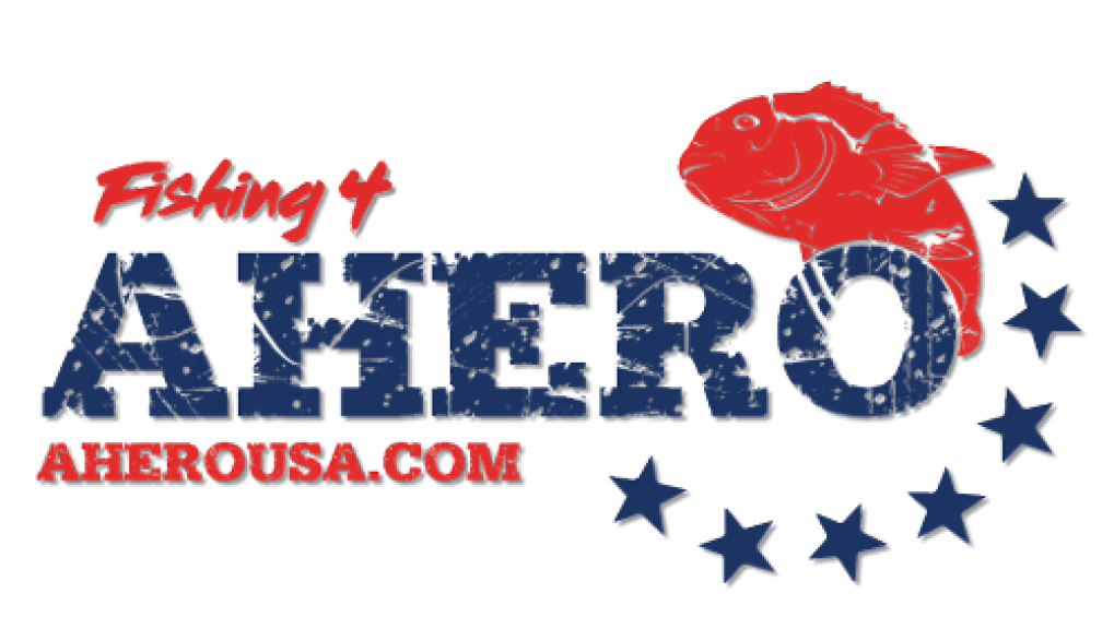 Fishing 4AHERO logo